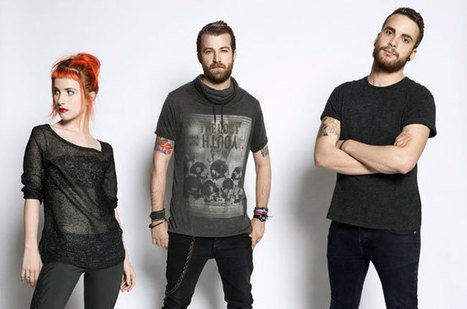 Paramore Earn First No. 1 Album On Billboard 200 | Paramoreband | Scoop.it
