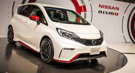 Nissan Note Gets the Nismo Treatment in Japan [18 Photos] | Nissan Cars | Scoop.it