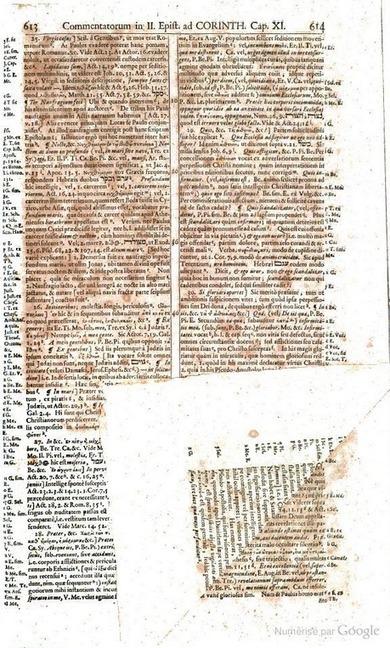 Dans les livres scannés par Google, la trace de ses travailleurs ... - Rue89   Bibliothèques numériques   Scoop.it