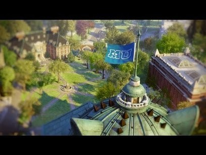 New Monsters University Promo Is Super Nifty | Animation News | Scoop.it