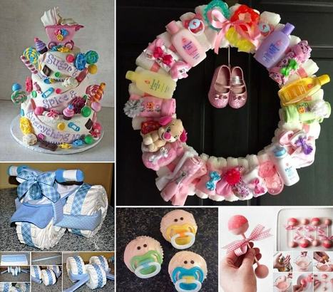 Loads of Baby Shower Ideas Are Here for You   Stylish Board   Scoop.it