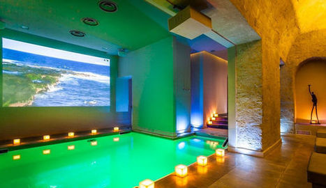 EN IMAGES. Top 10 des piscines de grands hôtels parisiens | Piscine & Design | Scoop.it