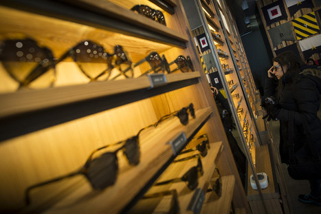 Warby Parker Adds Storefronts to Its Sales Strategy   Retail & Marketing Strategies   Scoop.it