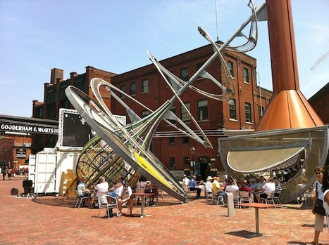 Transforming Historic Urban Space Into A Vibrant Cultural District | green streets | Scoop.it