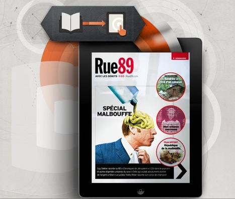 Create and Publish Digital Tablet-Ready Versions of Your Print Magazine with PadCMS | Mobile Websites vs Mobile Apps | Scoop.it