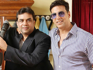 After OMG, Akshay and Paresh plans to do Dear Father? | Culture Traits | Scoop.it