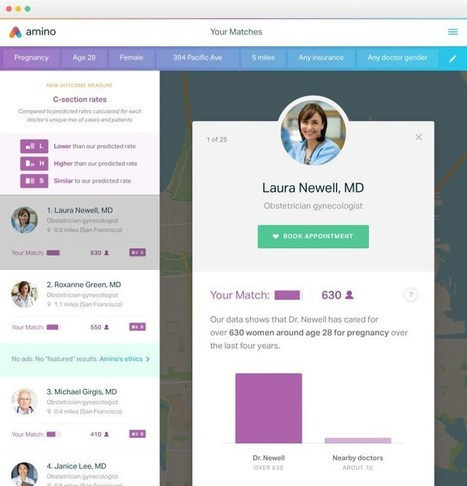Amino Launches A Consumer Healthcare Search Platform, Backed By $19.4M From Accel, CRV,Others | Healthcare Marketing & PR | Scoop.it