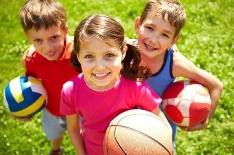 Valores del deporte en la educación | FOTOTECA INFANTIL | Scoop.it