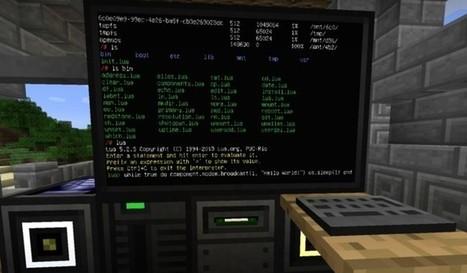 Los lìmites se corren. Minecraft rompe las barreras virtuales: controlar las luces de casa desde allí es posible | LabTIC - Tecnología y Educación | Scoop.it