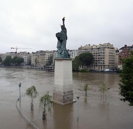 Paris : le pic de crue de la Seine devrait être atteint dans la nuit   Valorisation et médiation culturelles   Scoop.it