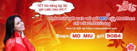 Hướng dẫn đăng ký 3G gói M50 của Mobifone | tai game biogne | Scoop.it