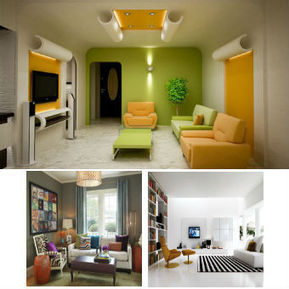23 Excellent Home Family Room Interior Designs | Tech Nontech Magazine | Scoop.it