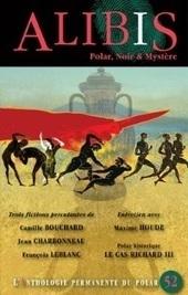 Alibis n°52 - Yozone | romans policiers québécois et canadiens | Scoop.it