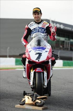 WSBK Rider of the Year vote: 1st | WSBK News | Dec 2011 | Crash.Net | Ductalk | Scoop.it