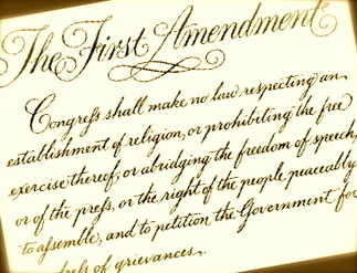 First Amendment to US Constitution: Right to Peaceable Assembly | David J. Shestokas | A2 US Politics - The Constitution and the Court | Scoop.it