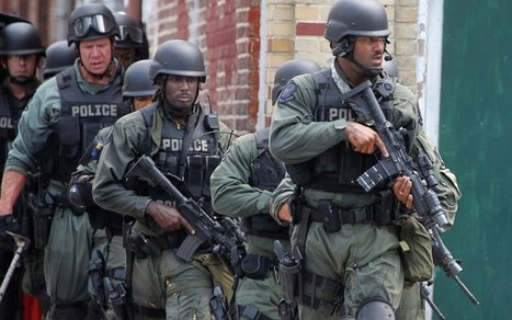 Local Cops Ready for War With Homeland Security-Funded Military Weapons | News You Need to Know | Scoop.it