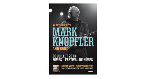 FESTIVAL DE NIMES - MARK KNOPFLER - Le 9 juillet 2013   France Festivals   Scoop.it