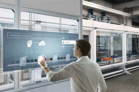 Quand la révolution digitale frappe à la porte des usines | Smart Manufacturing | Scoop.it