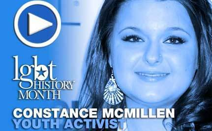 Constance McMillen - LGBT History Month Icon Day 24 | This Gives Me Hope | Scoop.it