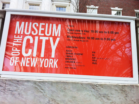 DioGrid at the Museum of the City of New York | kolelinia | Museums Around the World | Scoop.it