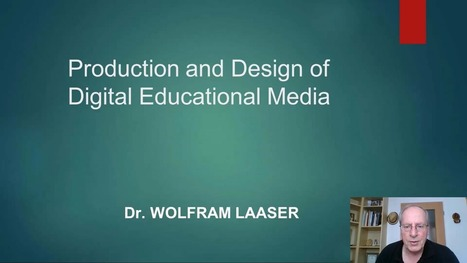 Production and Design of Digital Educational Media: 9781466697126: Educational IS&T Video Book | IGI Global | Tendencias y personajes | Scoop.it