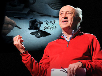 Billy Collins: Everyday moments, caught in time | Video on TED.com | 6-Traits Resources | Scoop.it