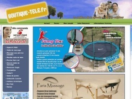 Boutique Télé : vente des trampolines et hamacs pas chers | Maison & Jardin | Scoop.it