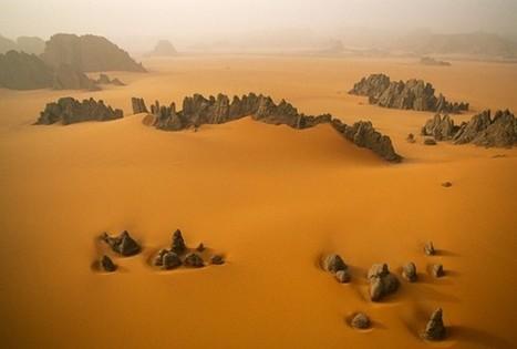 Desert Air: George Steinmetz | Matmi Staff finds... | Scoop.it