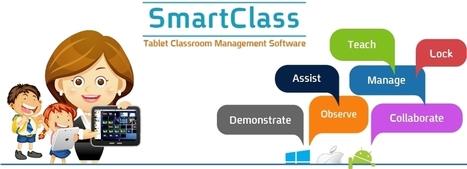 Une solution multi OS (Radix Classroom Management) pour la supervision des tablettes. | Ressources informatique et classe | Scoop.it