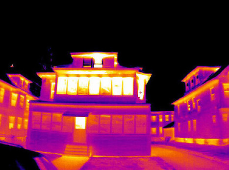 Drive-By Thermal Imaging Delivers Home Efficiencies | Sustain Our Earth | Scoop.it