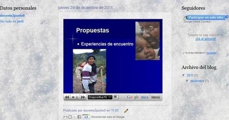 Cómo subir una presentación Powerpoint a Internet ~ Docente 2punto0 | Posibilidades pedagógicas. Redes sociales y comunidad | Scoop.it