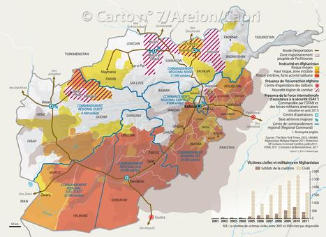 Géographies de l'Afghanistan (Cafés géographiques)   Géographie des conflits   Scoop.it