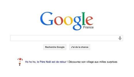 La faute du jour ? Sur la page d'accueil de Google | Entrepreneurs du Web | Scoop.it