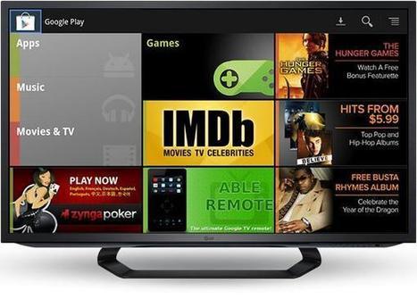 Google TV se estrenará con contenidos en Europa la semana que viene | Androidtecnologia | Scoop.it
