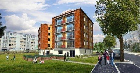 Une maison de retraite coopérative et écologique pour mieux vivre la retraite, à proximité de Lyon | Lyon Business | Scoop.it