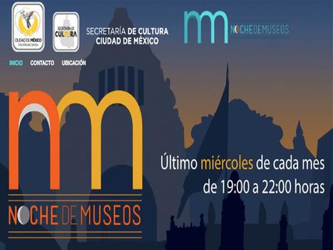 Noche de Museos Miércoles 30 de julio 2014 en el D.F.   Guía ...   MUSEOS (Gestor de contenidos de Proyectos Archicom, C.A.)   Scoop.it