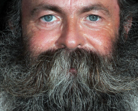 How clean is your beard? Some are as dirty as toilets | Gavagai | Scoop.it