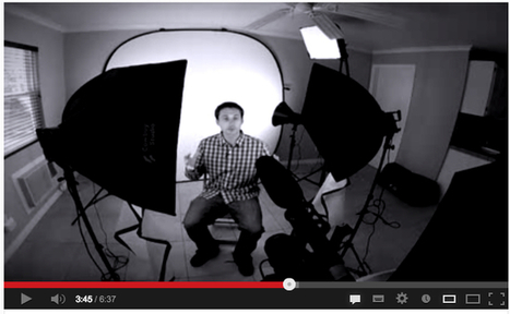 Video Production - 6 Steps to Make More Videos Quicker   Ken's Odds & Ends   Scoop.it