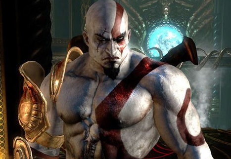 All the beloved characters: KRATOS | All the beloved characters | Scoop.it