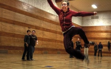 How hard is it to learn swing dancing, and how can instructors best meet the unique needs of beginning dancers? Part 1 of a 2-part series. | Learning To Teach Swing Dance and ...More | Scoop.it