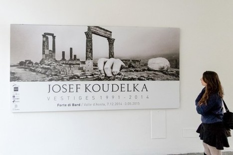 Koudelka ensalza la belleza de las antiguas Grecia y Roma | Mundo Clásico | Scoop.it