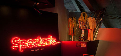 New EMP exhibit offers immersive trip into past, present & future of music videos   advanced technologies   Scoop.it