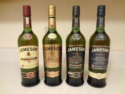 Jameson blended Irish whiskey - WhiskeyOK | The Top Whiskey Brands | Scoop.it