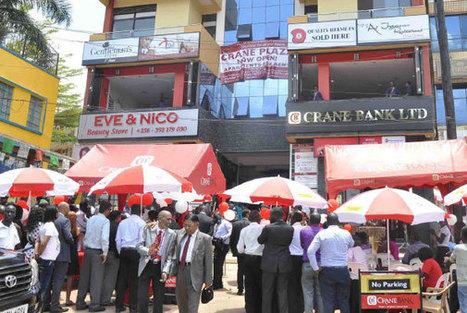 Crane Bank starts 24-hour banking - Business   Trending in Uganda   Scoop.it