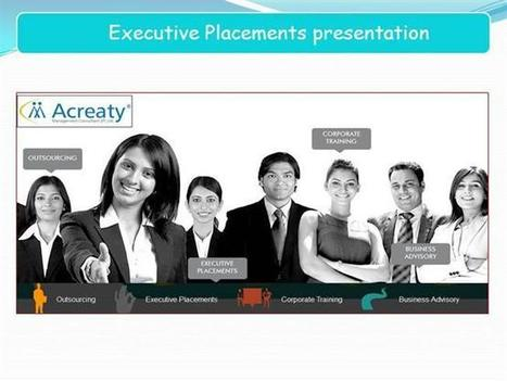 Executive Placement Company Ppt Presentation | Executive Placements | Scoop.it