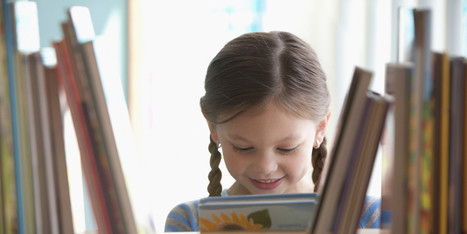 5 Reasons Why You Need Take Your Kids To The Library | Family Literacy | Scoop.it