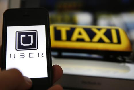Comment Uber est devenu un modèle pour les start-up | Economie circulaire et abondance partagée | Scoop.it