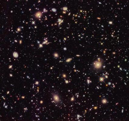Astronomers discover galaxies near cosmic dawn (Update) | MN News Hound | Scoop.it