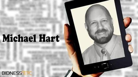 Michael Hart – The Grandfather Of E-Books | iBooks liburu digitalak | Scoop.it