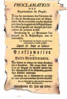 Sous la première république enAlsace | Chroniques d'antan et d'ailleurs | Scoop.it